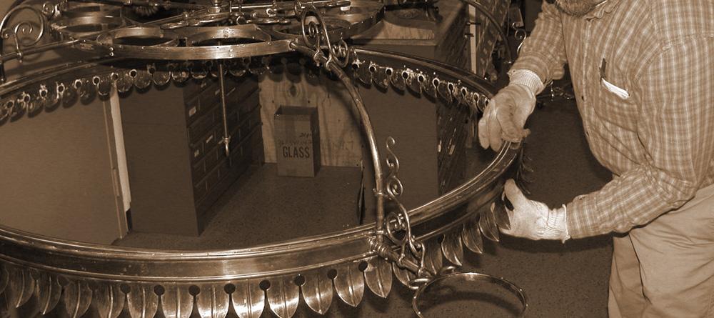 Restored Antique & Vintage Lighting Boutique   Restoration