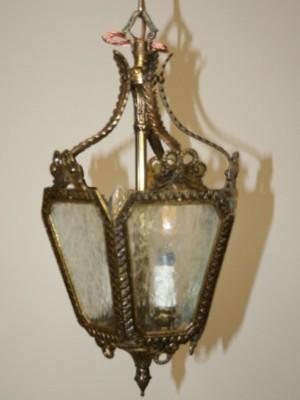 Vintage Restored Ceiling Light Fixtures | Antique Ceiling Fixtures