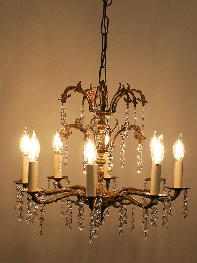 Tips For Cleaning Vintage Chandeliers Restoration Lighting Gallery