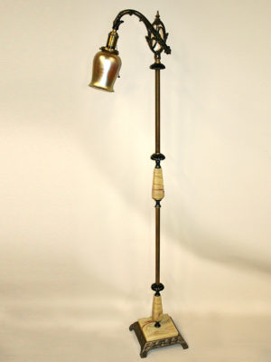 Restored Vintage Traditional Floor Lamps Antique Floor Lamps
